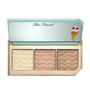 Too Faced Triple Scoop Hyper Reflective Palette